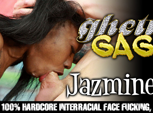Ghetto Gaggers Starring Jazmine James